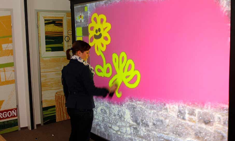 Virtuální graffiti